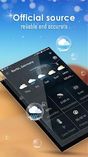Daily weather forecast v6.2 screenshots 9