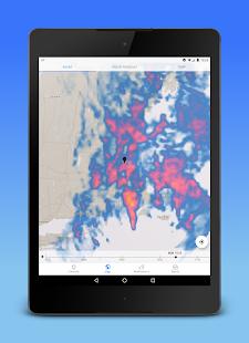 Dark Sky – Hyperlocal Weather v3.3.1 screenshots 10