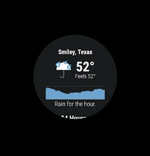 Dark Sky – Hyperlocal Weather v3.3.1 screenshots 12