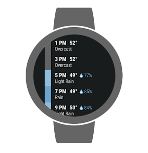 Dark Sky – Hyperlocal Weather v3.3.1 screenshots 14