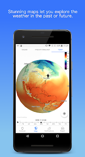 Dark Sky – Hyperlocal Weather v3.3.1 screenshots 2