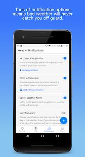 Dark Sky – Hyperlocal Weather v3.3.1 screenshots 6
