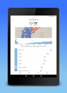 Dark Sky – Hyperlocal Weather v3.3.1 screenshots 8