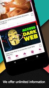 Darknet – Dark Web and Tor Discover the Power v4.2 screenshots 2