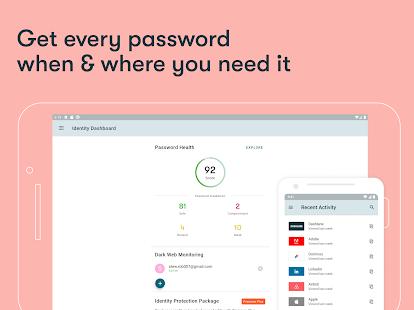 Dashlane Password Manager v6.2133.1-arm64-v8a screenshots 9