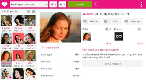 Date-me – Free Dating v5.0.19 screenshots 5