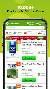 DealShare – Online Grocery Shopping amp Delivery App v0.4.0 screenshots 3