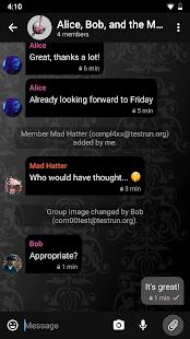 Delta Chat v1.20.5 screenshots 2