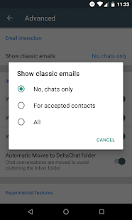 Delta Chat v1.20.5 screenshots 8