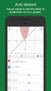 Desmos Graphing Calculator v6.5.0.0 screenshots 3