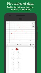Desmos Graphing Calculator v6.5.0.0 screenshots 5