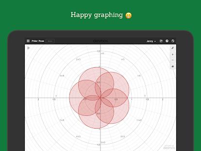 Desmos Graphing Calculator v6.5.0.0 screenshots 9