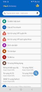Dich tieng Anh – Tu dien Anh Viet TFlat v7.9.3 screenshots 6