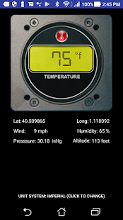 Digital Thermometer FREE v1.2.5 screenshots 2