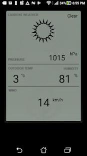 Digital Thermometer FREE v1.2.5 screenshots 4