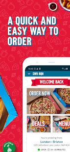 Dominos Pizza v4.4.26080 screenshots 2