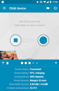 Dormi – Baby Monitor v3.4.3 screenshots 3