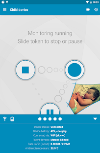 Dormi – Baby Monitor v3.4.3 screenshots 8