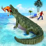 Download Animal Attack Simulator – Crocodile Games offline 1.0.47 APK