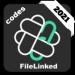 Download Filelinked codes latest 2021 4.8.10.1 APK