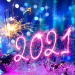 Download Happy New Year Wallpaper 2021 – Holiday Background  APK