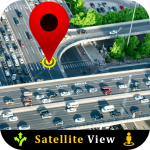 Download Live Satellite View GPS Map Travel Navigation 6.4 APK