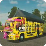 Download Mod Truck Canter Indonesia New 2.0 APK