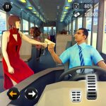 Download Passenger Bus Taxi Driving Simulator 1.6 APK