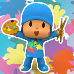 Download Pocoyo Colors: Free drawings, to color! 2 APK