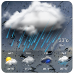 Download Real-time weather forecasts 16.6.0.6365_50185 APK