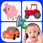 Download Sound for kids. Baby touch sound. Laugh & cry 2.5 APK