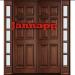 Download double wooden door design 1.0 APK