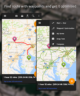 Driving Route Finder – Find GPS Location amp Routes v2.4.0.3 screenshots 16