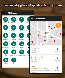 Driving Route Finder – Find GPS Location amp Routes v2.4.0.3 screenshots 3