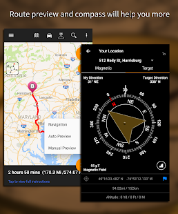 Driving Route Finder – Find GPS Location amp Routes v2.4.0.3 screenshots 5