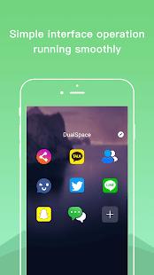 Dual Space – Multiple Accounts amp App Cloner v4.0.8 screenshots 1