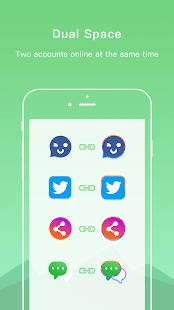 Dual Space – Multiple Accounts amp App Cloner v4.0.8 screenshots 2