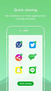 Dual Space – Multiple Accounts amp App Cloner v4.0.8 screenshots 3