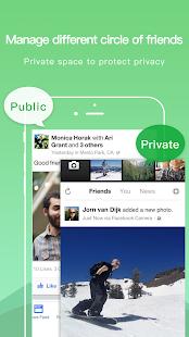 Dual Space – Multiple Accounts amp App Cloner v4.0.8 screenshots 4