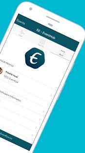 EE – EventHub v1.5.11 screenshots 2