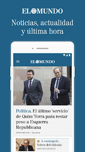 El Mundo – Diario lder online v5.1.7 screenshots 1