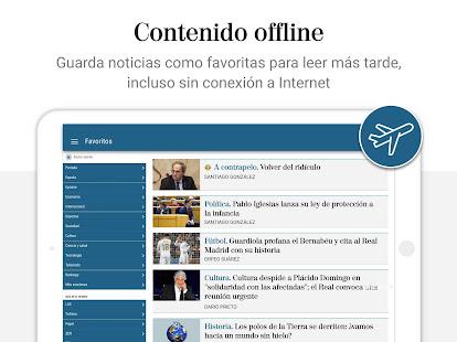 El Mundo – Diario lder online v5.1.7 screenshots 10