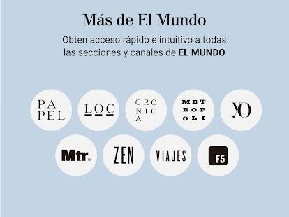 El Mundo – Diario lder online v5.1.7 screenshots 12