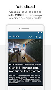 El Mundo – Diario lder online v5.1.7 screenshots 2