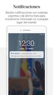 El Mundo – Diario lder online v5.1.7 screenshots 3