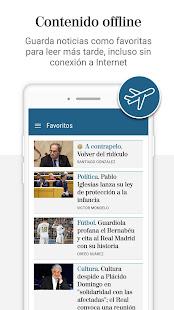 El Mundo – Diario lder online v5.1.7 screenshots 4