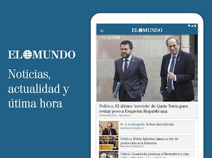 El Mundo – Diario lder online v5.1.7 screenshots 7