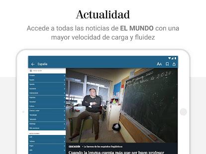 El Mundo – Diario lder online v5.1.7 screenshots 8