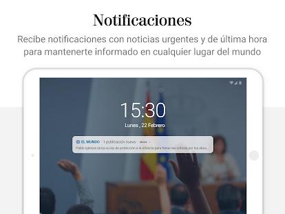 El Mundo – Diario lder online v5.1.7 screenshots 9