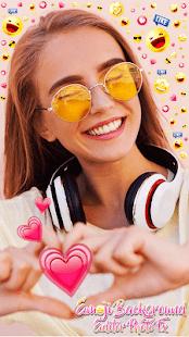 Emoji Background Editor – Photo FX v1.0 screenshots 7
